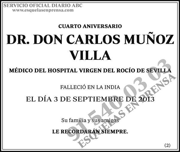 Carlos Muñoz Villa